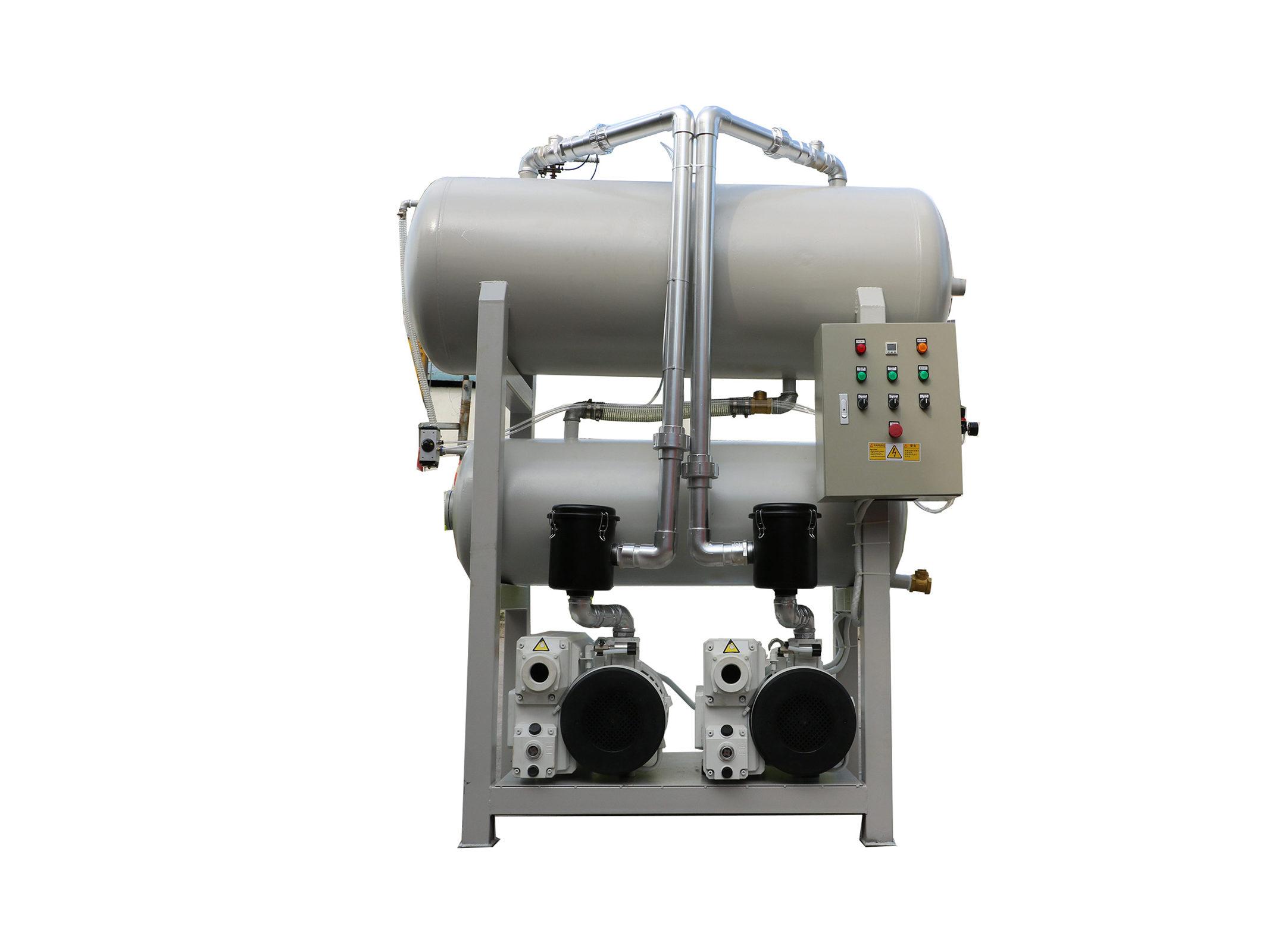 液体真空回收系统(医用真空系统)